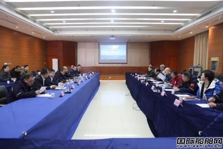 中国首条智能船舶管加车间生产线通过验收