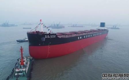 49天!中船澄西船台周期创造新纪录