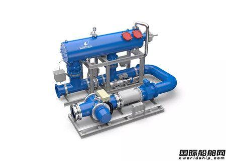 瓦锡兰压载水系统获中国船厂13艘在建船订单