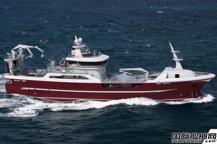 瓦锡兰获英国新型渔船打包合同