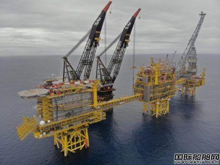 道达尔英国北海Culzean油田发生事故1人死亡
