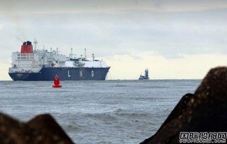 2艘LNG船!三星重工获今年第一笔新船订单
