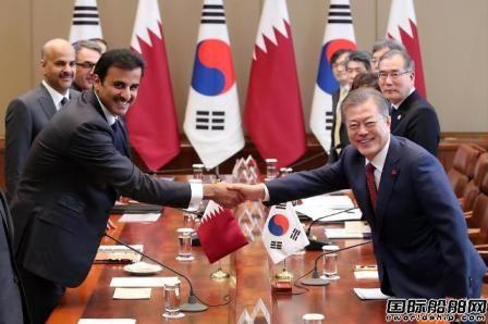 卡塔尔欲订造60艘超大型LNG船