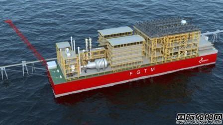 惠生海工浮式天然气制甲醇装置获ABS原则性认可
