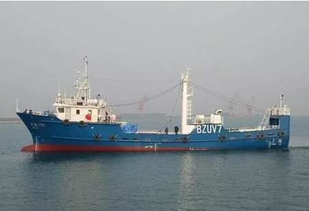京鲁船业一日两船交付再签客滚船订单