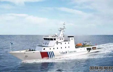 七一一所获国内首艘电动公务船动力系统集成合同