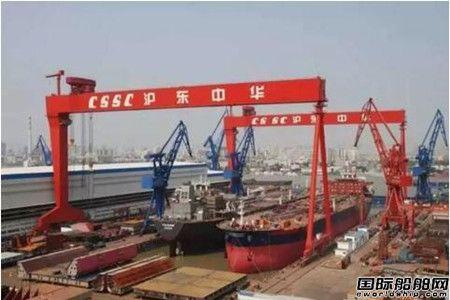 沪东中华揽获全球首例大型箱船LNG动力系统改装项目