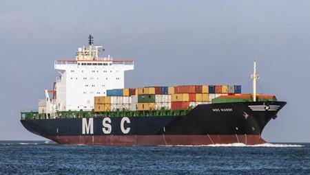 """MSC Mandy""轮6名遭海盗绑架船员被释放"