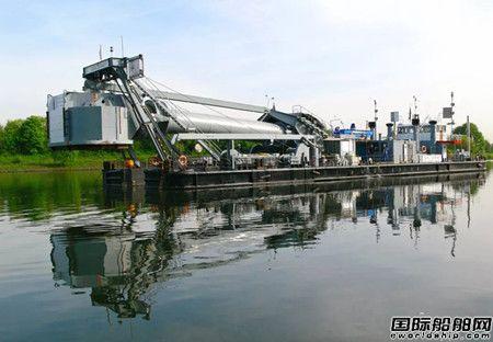 达门船厂获德国潜水钟船建造合同