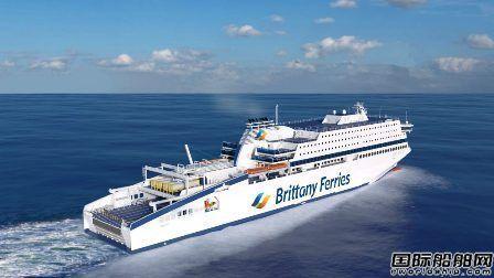 FSG船厂将延期交付英吉利海峡首艘LNG动力渡船