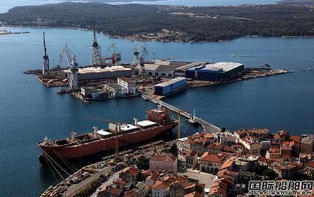 Uljanik船厂或将开启破产程序