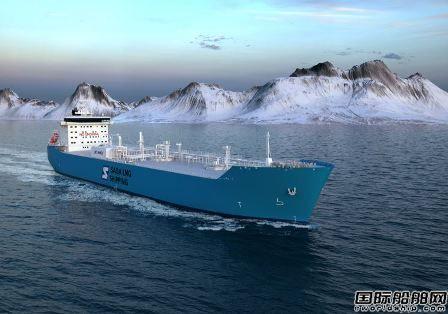 Saga LNG两种LNG船设计获CCS批复