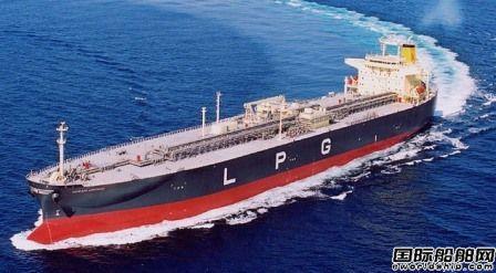 Kumiai将在川崎重工订造1艘双燃料VLGC