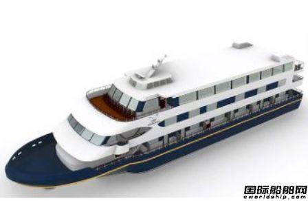 Oliver设计公司接单将2层客船改装成4层邮船