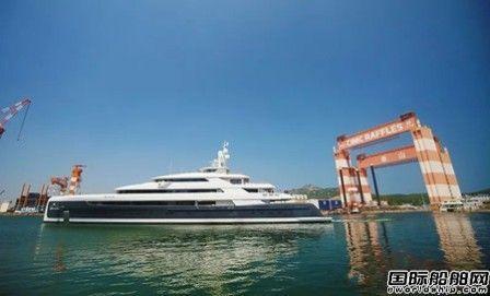 中国船厂首次入围!2018年顶级游艇榜单出炉