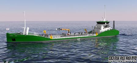 日本船企联合开发世界首艘纯电动油船