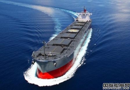 Marmaras Navigation继续收购Kamsarmax型散货船