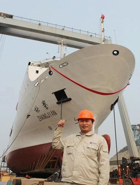 李向军:民营造船人 也有大梦想