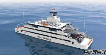 英国ICE获两份重要船舶设计合同