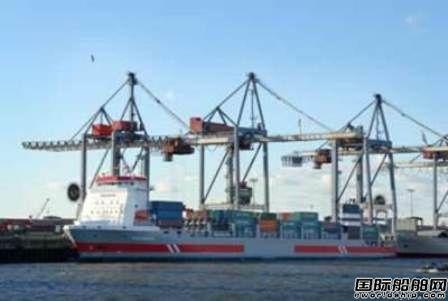 德国集装箱驳船运营商Team Lines停止运营