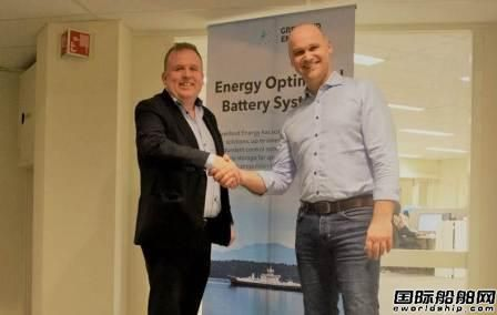 Corvus能源收购Grenland能源打造船舶电池龙头企业