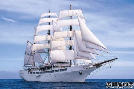 这艘风帆奢华邮轮入级DNV GL船级社
