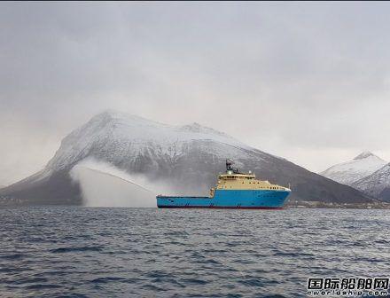 马士基海洋接收一艘AHTS完成OSV船队更新