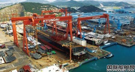 TEN证实在现代三湖重工订造2艘苏伊士型油船