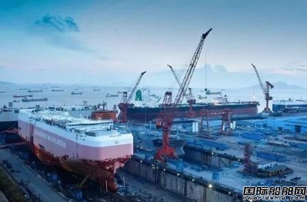 万邦永跃联手Palfinger掀起智能修船新革命