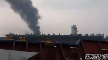 孟加拉国拆船厂1艘VLCC爆炸致2人死亡