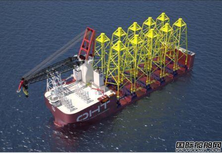 MAN发电机组获招商局重工起重安装船订单