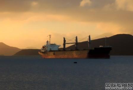 中远海运重工获Safe Bulkers船队洗涤器安装合同