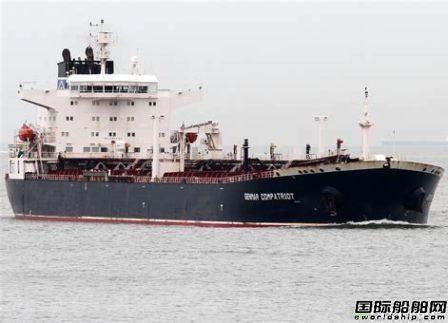Euronav出售最后一艘成品油船