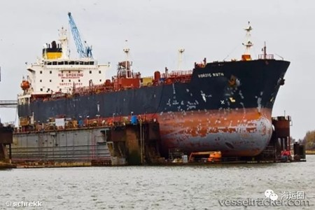 Nordic Shipholding出售一艘成品油轮