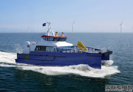 达门获台湾宏华营造2艘快速人员运输船订单