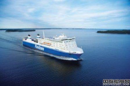 Finnlines研发设计下一代客滚船概念