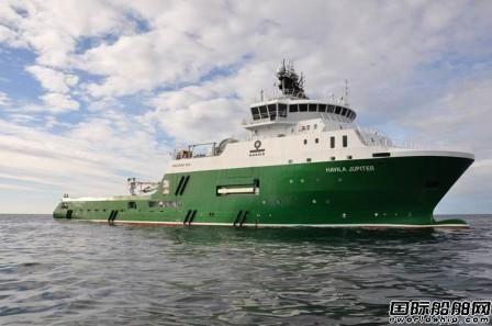 罗罗将为Havila船队安装能源管理系统