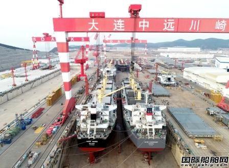 大连中远海运川崎,下一个中国最好船厂?