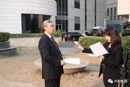 刘征:中国造船业将向智能方向发展