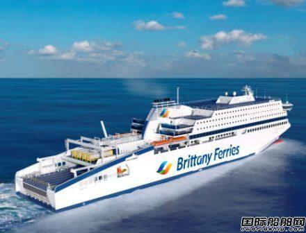Repsol将为Brittany Ferries第二艘LNG动力渡船供应LNG燃料