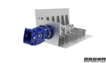 瓦锡兰模块化喷水推进器全新升级实现更高效率