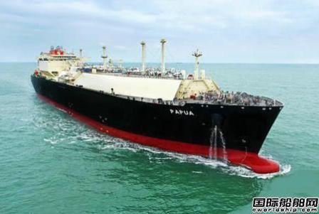 订造8艘LNG船,能源巨头押注中国市场