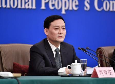 肖亚庆:积极稳妥推进造船等领域战略性重组