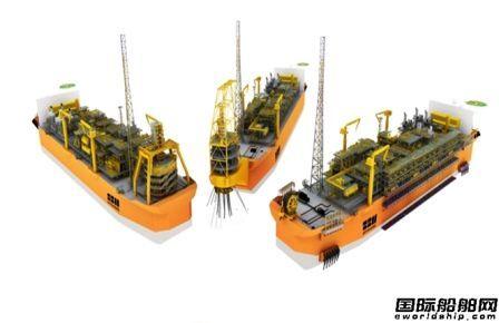 招商局重工获SBM第三艘Fast4Ward型FPSO船体订单