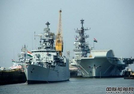 印度船级社为印度海军8艘反潜护卫舰提供入级服务