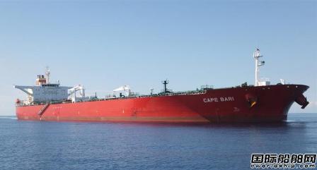 德国船东Konig & Cie出售4艘苏伊士型油船