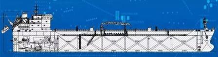 中航鼎衡一艘10000吨级成品油船开工