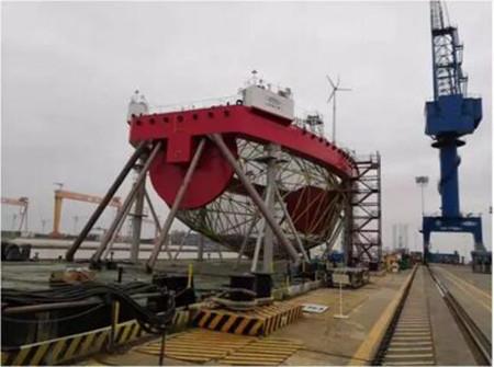 振华重工海鱼养殖平台顺利通过FAT测试