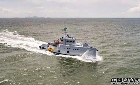 达门船厂接获两艘达门3307巡逻艇订单