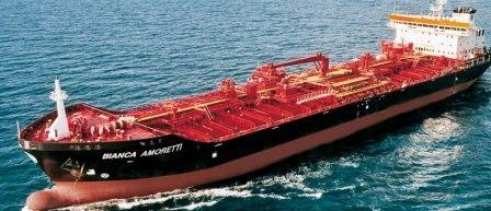 新乐造船接获两艘4500吨双相不锈钢化学品船订单